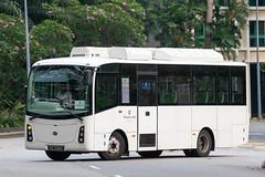 HDT Singapore BYD C6 (Gemilang Coachworks) (SBS3449X) Tags: bus gemilangcoachworks byd c6 hdtsingapore electricbus