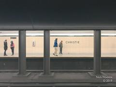 christie station (nick232010) Tags: toronto ontario canada ca tcc subway christie tracks
