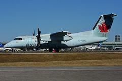 C-FGRC (Air Canada express  - JAZZ) (Steelhead 2010) Tags: aircanada aircanadaexpress jazz dehavillandcanada dhc8 dhc8100 dash8 yyz creg cfgrc