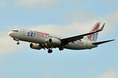 EC-KCG  CDG (airlines470) Tags: msn 33981 ln 2269 b73785p 737 737800 air europa cdg airport eckcg