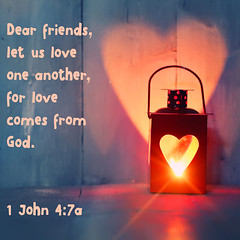 1 John 4:7a (Abiding Shepherd Lutheran Church) Tags: bright candle candlelight card celebrate celebration cute day decoration design elegance evening february feelings fire flame heart holiday intimate lantern light love magic metal night red romance romantic rustic shape shine symbol table valentine valentines wooden