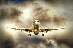 2019-04-12_02-36-37 (albertomazzei1) Tags: alitalia airbus a320a321 a319 landing rome fiumicino airport aviation photography albertomazzei
