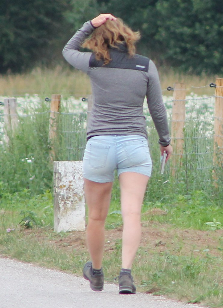 sweet ass in jeans