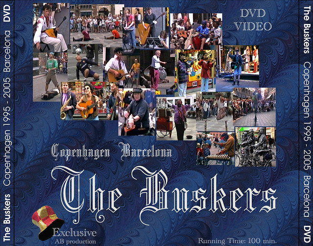 DVD 1994-2000 - The Buskers