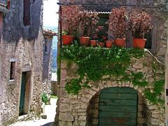 Pican street (Vid Pogacnik) Tags: croatia hrvatska istra istria pican pićan town street travel