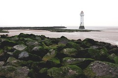 New Brighton Lighthouse (lee.dauphin) Tags: liverpool wirral wallasey merseyside lighthouse newbrighton