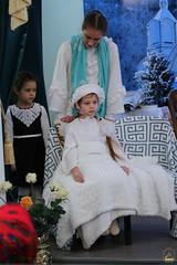 02. Сценка воскресной школы с. Богородичное 09.01.2019