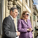 Außenministerin Karin Kneissl auf Besuch in Bern