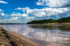 Guaviare River (sebastiandresilva) Tags: landscape colombia guaviare river nikon paisaje río nature naturaleza sky cielo sudamérica