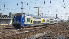 Z 24515/16 (308), Amiens - 11/09/2014 (Thierry Martel) Tags: z24500 amiens automotrice sncf