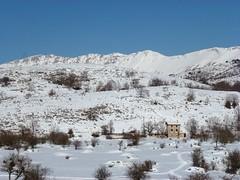 plateau de Saint-Barnabé et montagne du Cheiron (b.four) Tags: montagne montagna mountain cheiron saintbarnabé neve snow neige courmes alpesmaritimes