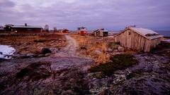 Early morning in Jurmo Village I (Esa Suomaa) Tags: jurmo island finland scandinavia olympusomd