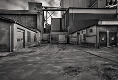 industrialDecay (Svendborgphoto) Tags: industrial industrie monochrome manualfocus metal d800 detail decay nikkor nikkorais 20mm 20mm28 aisnikkor nikondigital bw blackandwhite dark architecture old ultrawide wideangle