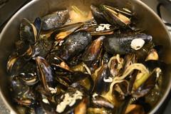 DSC_0527 Shetland Shellfish Delicious Fresh Scottish Mussels from Billingsgate Fish Market London (photographer695) Tags: delicious fresh mussels from billingsgate fish market london scottish shetland shellfish
