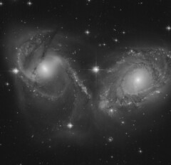 AM 1914-603 (geckzilla) Tags: spiral galaxy collision hst hubble propid15446 15446 arpmadore am1914603 interacting merging dust