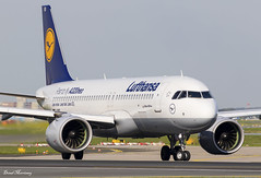 Lufthansa A320-200N D-AIND (birrlad) Tags: frankfurt fra international airport germany aircraft aviation airplane airplanes airline airliner airlines airways taxi taxiway takeoff departing departure runway lufthansa airbus a320 a320200 a320200n a320271n neo daind a20n