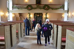 Bruton Parish Church (Joe Shlabotnik) Tags: violet colonialwilliamsburg williamsburg everett sue virginia 2017 december2017 church afsdxvrzoomnikkor18105mmf3556ged