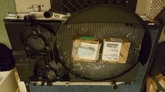 97-98 Dual OEM Aux Fan Conversion (samsonjza80) Tags: koyo oem toyota supra jza80 mkiv
