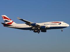 British Airways | Boeing 747-436 | G-CIVS (Bradley's Aviation Photography) Tags: egll lhr heathrow londonheathrowairport heathrowairport canon70d london aviation avgeek aviationphotography plane planespotting flying b744 747 b747 ba britishairways boeing747436 gcivs