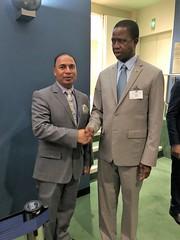 "Zambia EDGAR CHAGWA LUNGU, President of Zambia. • <a style=""font-size:0.8em;"" href=""http://www.flickr.com/photos/146657603@N04/46516684141/"" target=""_blank"">View on Flickr</a>"