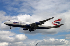 B747 G-CIVC BA One World (Avia-Photo) Tags: airport aeroplane airline airliner aviacion airplane airlines aircraft airliners avion aviation boeing egll flugzeug heathrow heavy jet lhr luftfahrt plane planespotting pentax spotter widebody