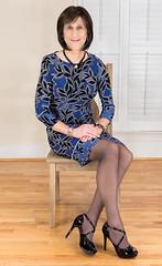 IMG_5861_f (AlexandraCollins) Tags: crossdresser crossdress crossdressing heels legs pantyhose stockings
