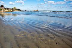 2019-01-01_Che il 2019 porti serenità, sorrisi e salute a tutti voi e ai vostri cari. Buon anno nuovo! Welcome 2019! (maresaDOs) Tags: january 2019 newyear vasto vastomarina sea beach abruzzo chieti gennaio nature