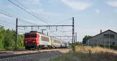 La dijonnaise ! (bb26192) Tags: bb7200 bb7321 corail bfc terbfc ter sens dijon trains lyon plm sncf sncfmobilité