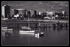 St Kilda Boatman (wmikef) Tags: boatman boats pier harbour australia victoria stkilda