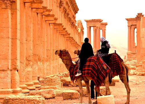 PALMIRA, SIRIA 2331 2-1-2011