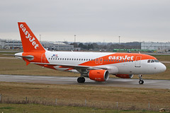 OE-LQO Airbus A319-111 Easyjet Europe Stansted 02nd March 2019 (michael_hibbins) Tags: oelqo airbus a319111 easyjet europe stansted 02nd march 2019 aeroplane aerospace aircraft aviation airplane air aero airfields airport airports civil commercial passanger passenger jet jets oe austria austrian european