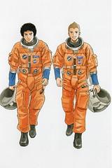 宇宙兄弟 画像