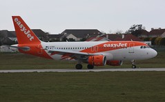 easyJet A319-111 (G-EZBV) (kjxphotography) Tags: planespotter planespotting avgeek airliners airlines aircraft lowcostcarriers easyjet airbus a319 a319111 jerseyairport egjj jer jerairport gezbv