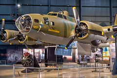 Memphis Belle (Robert Boyle Photography) Tags: airforce dayton museum plane aircraft military airplanes travel transportation history flight national us air force