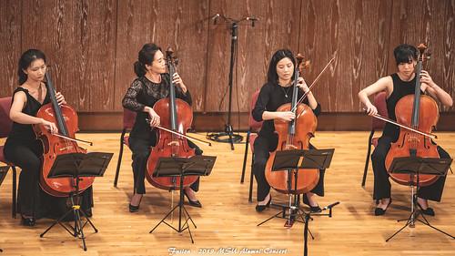 MSU Alumni Concert in Taiwan, February 2019