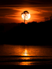 Xobre (Noel F.) Tags: sony a7rii ii a7r fe 100400 gm sunrise mencer sun sol xobre barbanza ria arousa pobra caramiñal galiza galicia