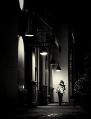 untitled--251 (Stevenchen912) Tags: streetphoto streetscene streetcandid streetportrait geometry geo candid cadid contrast composition decisivemoment dark nightscene perspectiva shadow silhouette bw inspired