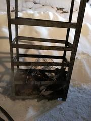 Brand Schneeleiten