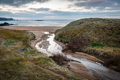 La playa en invierno (ccc.39) Tags: españa asturias gozón verdicio tenrero playa duna mar cantábrico anochecer arena beach sea seascape sunset dune