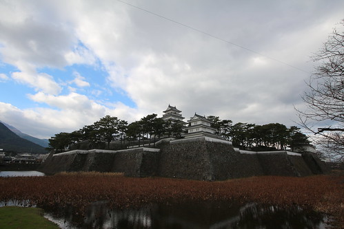 Shimabara Castle and Moat