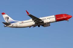 SE-RTB_02 (GH@BHD) Tags: sertb boeing 737 738 737max8 73m 7m8 b737 b738 b73m b7m8 d8 ibk dy nax norwegianairshuttle norwegianairinternational ace gcrr arrecifeairport arrecife lanzarote aircraft aviation airliner