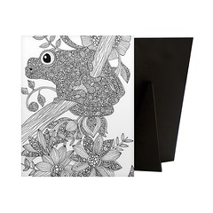 Frog - Contemporary line art of a frog hanging onto a branch with flowers below against a white background.   Check out our website: https://spaceplug.com/frog.html . . . . #spaceplug #frog #coloring #canvas #canvasart #art #canvasdemand #animal #createar (spaceplug) Tags: gift love canvas art mood spaceplug like happy like4like photo createart nice amazing followus frog canvasart perfectpic animal whiteblack coloring canvasdemand style photography follow4follow