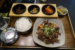 DSC03530 - Bulgogi Set im Sura ( Koreaner ) (W__________) Tags: essen bulgogi