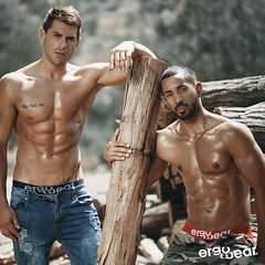 ERGOWEAR-EW0131-EW0130-MAX-Mesh-bikini-grey-and-black_b (ergowear) Tags: latin hunk bulge outdoor lumberjack sexy men ergonomic pouch underwear jockstrap
