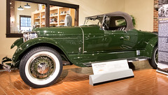 1927 Duesenberg Model A (ksblack99) Tags: gilmorecaremuseum classiccar hickorycorners michigan museum automobile duesenberg modela