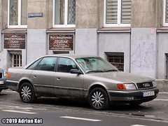 Audi 100 C4 (Adrian Kot) Tags: audi 100 c4