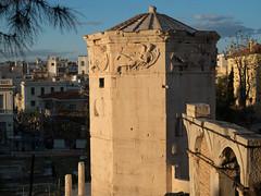 The bath house of the winds, Roman Agora (S-Antibes) Tags: romanagora agora monument athens athen greece culture bathhouse winds