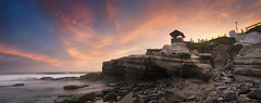 San Diego : La Jolla (William Dunigan) Tags: san diego la jolla beach cove southern clifornia sunrise dawn color photography panorama