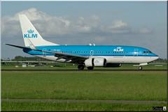 Boeing 737-7K2, KLM, PH-BGI (OlivierBo35) Tags: spotter spotting amsterdam eham ams shiphol klm boeing b737 phbgi