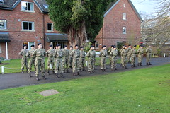 CCF Inspection 2019 (1) (Headington School, Oxford) Tags: u4 l5 u5 l6 u6 ccf middle sixthform headingtonschool